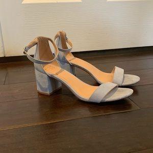 Blue Sandals Women's size 8.5